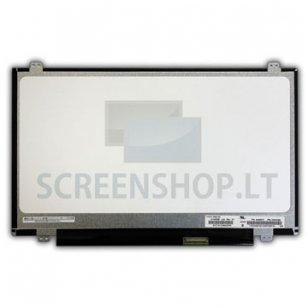 Ekranas 14″ 1920×1080 FHD IPS 30pin Slim EDP