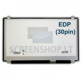 Ekranas 15.6″ 1366×768 HD LED 30pin Slim EDP matinis