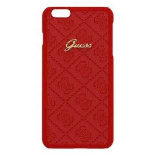 Dėklas GUESS Scarlett iPhone 6 plus (Raudonas)