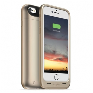 Dėklas-baterija Mophie iPhone 6 Juice Pack Air Battery Case (Auksinė)