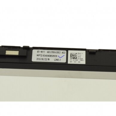 "Dell Inspiron 13 (5368 / 5378) 13.3"" Touchscreen FHD - 40 Pin - HD Cam - 1 kamera 4"
