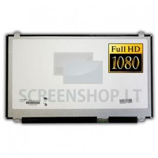 Nešiojamo kompiuterio ekranas matrica 15.6″ 1920×1080 FULL HD LED 40pin Slim