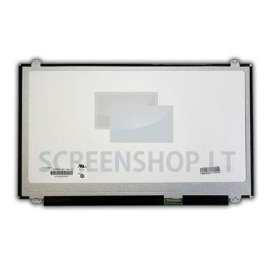 Nešiojamo kompiuterio ekranas matrica 15.6″ 1366×768 HD LED 40pin Slim