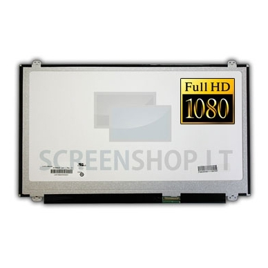 Ekranas 15.6″ 1920×1080 FULL HD LED 30pin Slim EDP