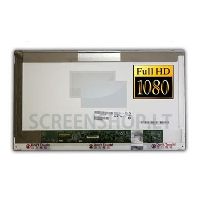 Nešiojamo kompiuterio ekranas matrica 17.3″ 1920×1080 FHD LED 40pin standartinė