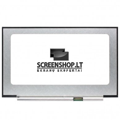 Nešiojamo kompiuterio ekranas matrica 17.3 1920x1080 FULL HD 40pin 144HZ IPS N173HCE-G33