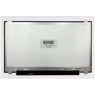 Nešiojamo kompiuterio ekranas matrica 17.3'' 1600x900 HD+, LED, SLIM, matinis, 30pin (kairėje jungtis) N173FGA-E34
