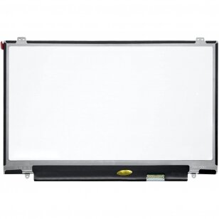 """Nešiojamo kompiuterio ekranas matrica 14"""" LED 40PIN 2560X1440 WQHD IPS LP140QH1-SPB1"""
