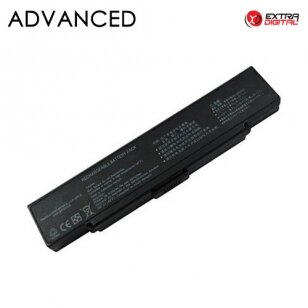 Notebook baterija, Extra Digital Advanced, SONY VGP-BPS9/S, 5200mAh