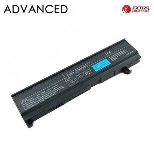 Notebook baterija, Extra Digital Advanced, TOSHIBA PA3399U, 5200mAh