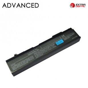 Notebook baterija, Extra Digital Advanced, TOSHIBA PA3465U-1BRS, 5200mAh