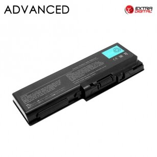 Notebook baterija, Extra Digital Advanced, TOSHIBA PA3536U-1BRS, 5200mAh