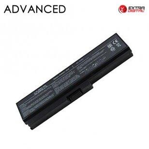 Notebook baterija, Extra Digital Advanced, TOSHIBA PA3818U, 5200mAh