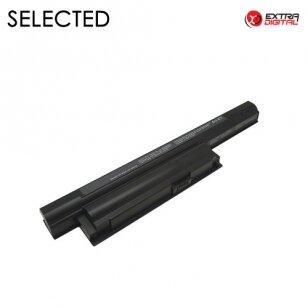Notebook baterija, Extra DIgital Selected, SONY VGP-BPS22, 4400mAh