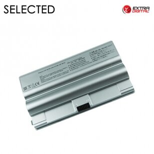 Notebook baterija, Extra Digital Selected, SONY VGP-BPS8, 4400mAh