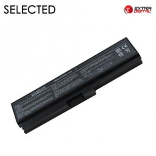 Notebook baterija, Extra Digital Selected, TOSHIBA PA3634U, 4400mAh